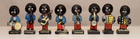 Robertson's gollywogs (The orchestra - 1 of 3)