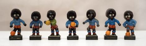 Robertson's gollywogs (The football team - 3 of 3)