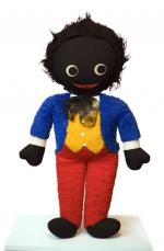 Gollywog soft-toy