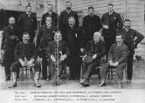 The Southampton Pilots of 1896